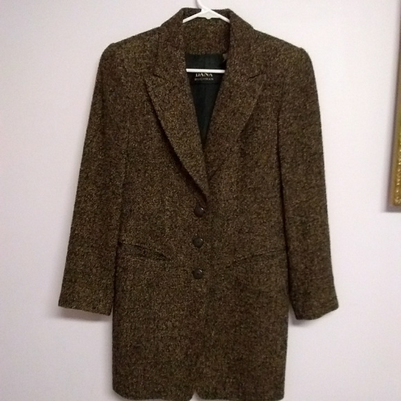 Dana Buchman Jackets & Blazers - Dana Buchman classic style coat